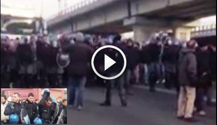 Movimento dei forconi il grande gesto la polizia con for Rho fiera eventi oggi